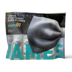 James Starterset Harde Vloeren